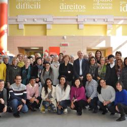 Reggio Children International Network Meeting and Professional Development days February 2019_www.labacamps.at_Copyright Reggio Children